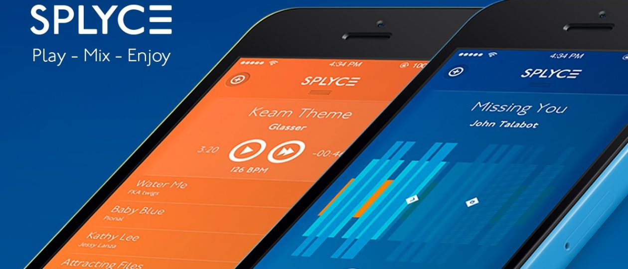 """Splyce """"App Store Best of 2013"""""""