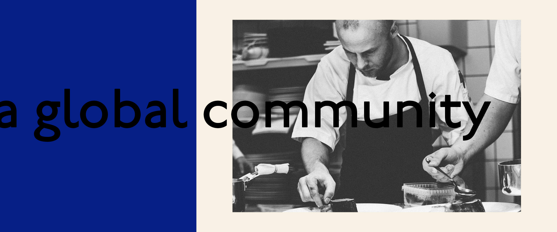 Cookbooth: the foodie community