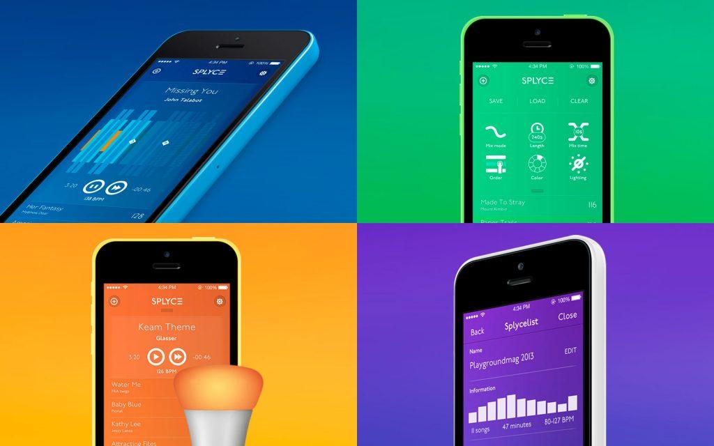 Splyce color screenshots