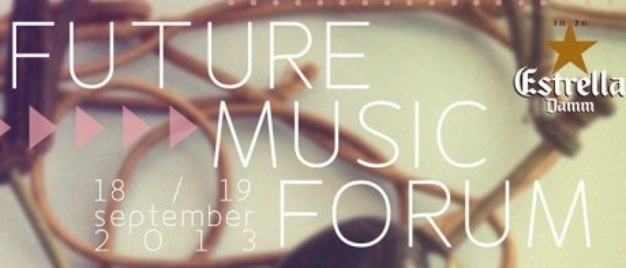 Future Music Forum en Barcelona